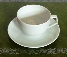 Rosenthal TAC weiß Gropius -Bauhaus- Mokka Espresso Tasse 4,5cm hoch mit Untere