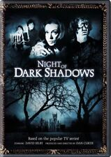 NIGHT OF DARK SHADOWS New Sealed DVD