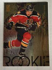 Radek Dvorak RC 1995-96 Donruss Elite Rookies #10 Serial # 0218/5000