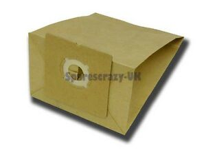 To fit Electrolux Mini Mite & Superlite Vacuum Cleaner Paper Dust Bag 5 Pack