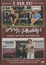 RORY & PADDY'S GREAT BRITISH ADVENTURE - Series 1 (NEW/SEALED 2xDVD SET 2008)