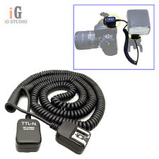 10 m 10 m i-TTL Off Camera FLASH sync Cord for Nikon