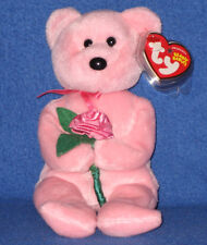 TY MOM-E 2005 the BEAR BEANIE BABY - MINT with MINT TAGS