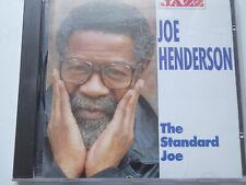 JOE HENDERSON <>  The Standard Joe ITALY  <> NM (CD)