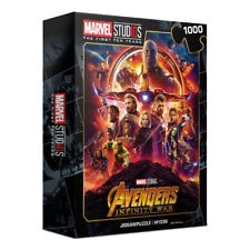 1000Piece Jigsaw Puzzle MARVEL Avengers 10th Edition Infinity War PL1039M