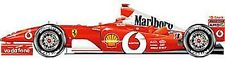2002 Ferrari F2002 Schumacher Ltd Ed by David Wilson