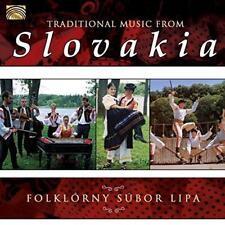 Folklorny Subor Lipa - Traditional Music From Slovakia (NEW CD)