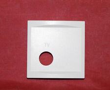 ACKERMANN Abdeckplatte für TV-Steuermodul 88912B3 (A2)