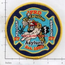 Florida - Jacksonville Station 27 FL Fire Dept Fire Patch