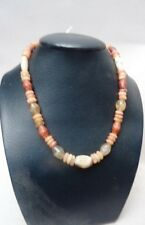 COLLIER PERLES DE FOUILLE MALI EXCAVATION BEADS  (4)