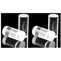 4pcs 120° Cylinder Line Lens Laser Line Lens Φ5×11mm
