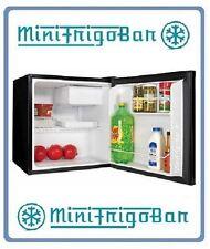 Frigorifero Mini Frigo Bar con vano Freezer da Ufficio Portatile Piccolo Frezer