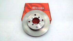 Disc Brake Rotor Vented Disc Brembo 25467 fits 89-90 Suzuki Swift