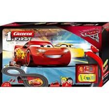 Carrera First Rennbahn-Set Disney Pixar Cars 3