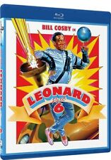 LEONARD PART 6 New Sealed Blu-ray Bill Cosby
