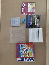 Super Mario Land 1 Nintendo Gameboy game PAL ITA ESP GIG Classic color pocket