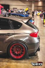 RPG Add On Extension FRP Spoiler Wing for 08-14 Impreza WRX STi Hatch Wagon 5D