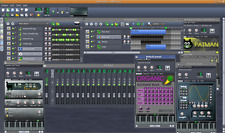 Pro Music Production Software Studio - Music Making Software for Windows and Mac