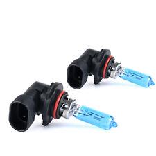 2PCS 9005/HB3 12V 55W 6000k Super White LED Halogen Car Driving Fog Light Bulbs