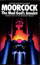 The Mad God's Amulet-Michael Moorcock-UK Paperback-Hawkmoon-1973
