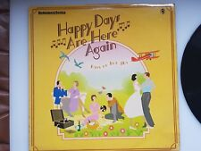 Happy days are here again hits of the 30's sh337 retrospectseries rare