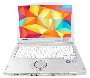 Panasonic CF-C1 Core i5-2520M 2,5 GHZ 4GB 128GB SSD 12,1 `` 1280x800 Tocco