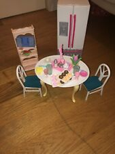 Barbie Vintage Furniture & Accessories Lot!!