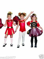 High Spirits 3 In 1 Costume Cheerleader Gymnast Pirate Child 6-7 FREE Ship ⭐