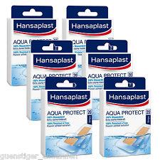 20 Hansaplast Pansement Aqua Protect