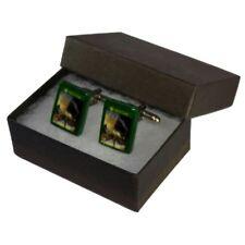Handmade Fimo XBOX Gaming Cufflinks - Assassins Creed Origins Game Boxed Gift