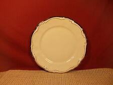 "Kronester China Cromwell Pattern Dinner Plate 10 1/8"""