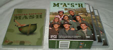 DVD BOX SET M.A.S.H COMPLETE SEASON 4 & SPECIAL EDITION MASH 2 DVD SET