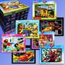 Disney Puzzle Cars Winnie Pooh Princess Garde der Löwen, PAW Patrol, Spider-Man