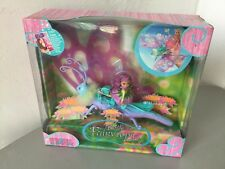 VINTAGE# MATTEL BARBIE FAIRYTOPIA SERIES HUE & HONEY PLAYSET#NIB