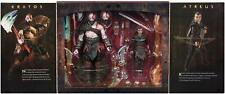 Neca God of War Pack 2 Kratos & Atreus Figure  - new genuine item