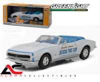 GREENLIGHT 18221 1:24 1967 CHEVROLET CAMARO INDY 500 PACE CAR 100TH ANN EDITION