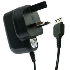 3 Pin UK Mains Charger for SAMSUNG CORBY PLUS B3410 (GT-B3410) Mobile Cell Phone