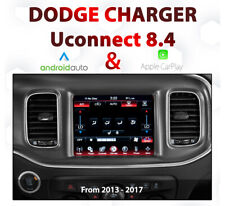"Dodge Charger 2013 - 2017 UConnect 8.4"" Integrated Apple CarPlay Upgrade Kit"