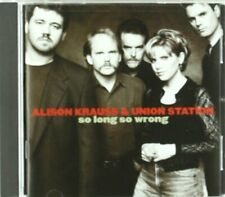 Alison Krauss & Union Station - So Lo... - Alison Krauss & Union Station CD O5VG