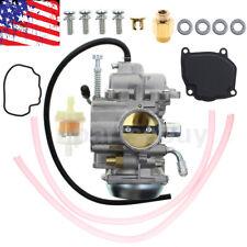 Carburetor Float Bowl Valve Needle /& Seat for Arctic Cat 400 1998-2001
