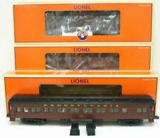 Lionel 6-15554 Pennsylvania Heavyweight 3-Car Coach Set NIB