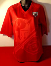 WAFL SOUTH FREMANTLE WARRIORS 41  3/4 SLEEVE GUERNSEY LIKE NEW CONDITION SIZE M