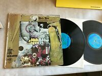 FRANK ZAPPA uncle meat 2 lp '68 Mothers of Invention 2ms 2024 orig blue labels!