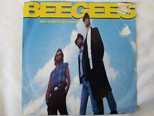 "BEE GEES - HOW TO FALL IN LOVE PT. 1  7"" VINYL SINGLE"