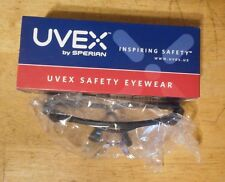 1 pair SPERIAN UVEX SAFETY EYEWEAR GLASSES S1900 SKYPER clear lens UNSEALED NIB