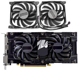 Fan For INNO3D GTX 1070TI 1080 X2 VGA GPU Card Cooler Replacement Fans CF-12915S