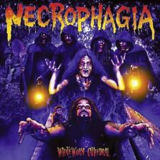 Necrophagia-White Worm Cathedral (UK IMPORT) CD NEW
