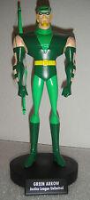 JUSTICE LEAGUE UNLIMITED NEW! JLA GREEN ARROW MAQUETTE DC Direct Statue lanter