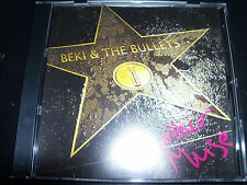 Beki (The Mavis's) & The Bullets Another Muse Rare Roadrunner Promo CD