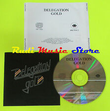 CD DELEGATION Gold 1993 usa ANTIDOTE 0965 9345 2(Xs5)  lp mc dvd vhs